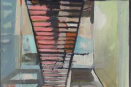 Alexandra Verkerk, olieverf op linnen, 60x40