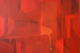 Alexandra Verkerk, olieverf op linnen, 100x80