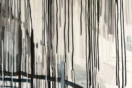 schilderij 2018 forest 15