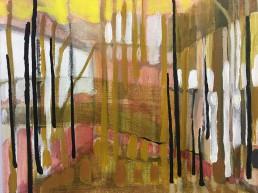 schilderij 2018- forest 11