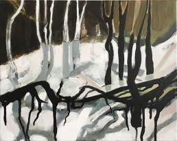 schilderijen 2018-forest 10