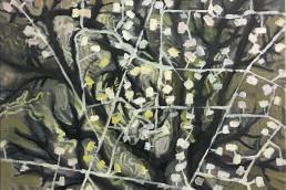 oilfield 2 olieverf op linnen